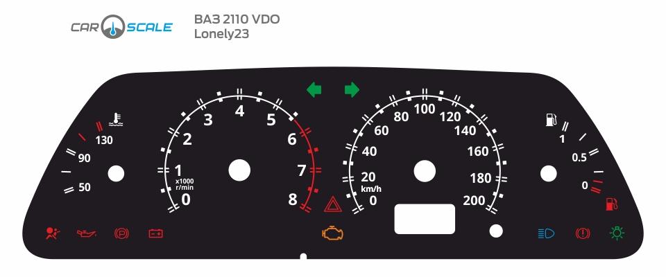VAZ 2110 VDO 05