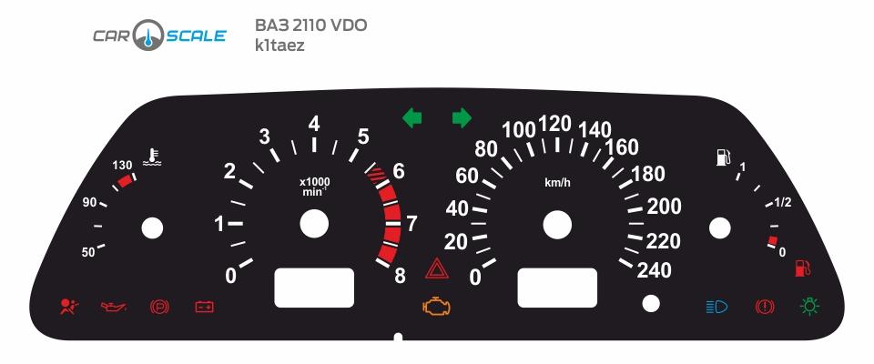 VAZ 2110 VDO 06
