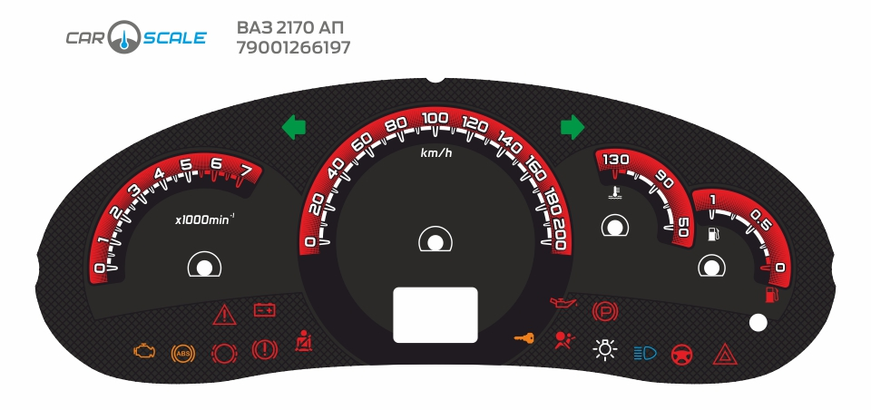 VAZ 2170 AP 17