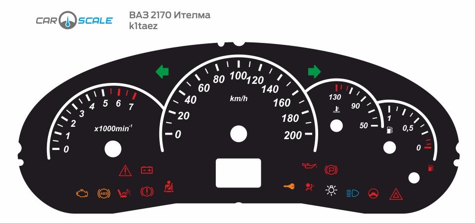 VAZ 2170 ITELMA 01