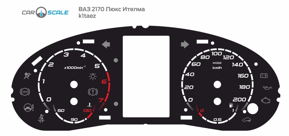 VAZ 2170 ITELMA LUX 01
