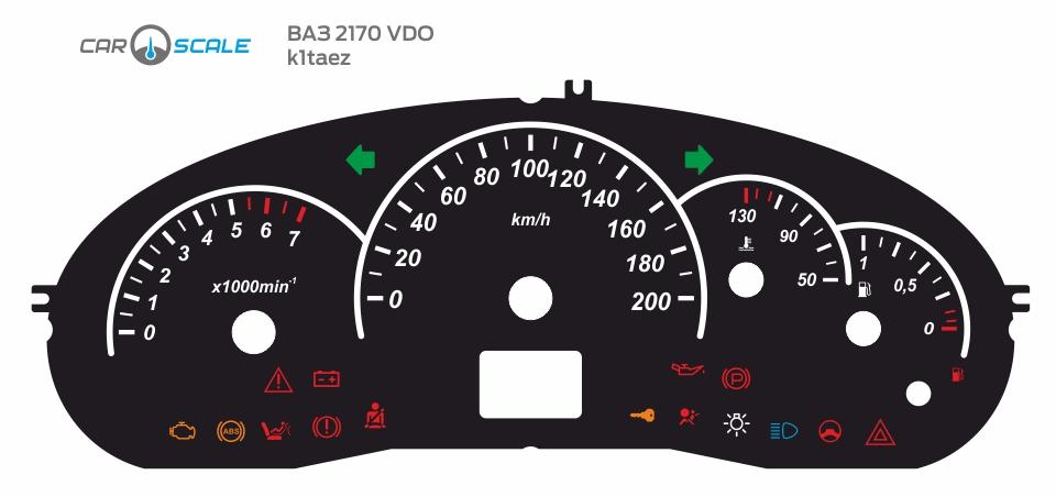 VAZ 2170 VDO 01