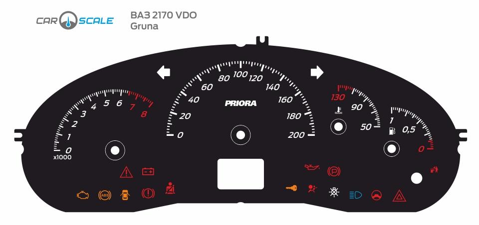 VAZ 2170 VDO 03