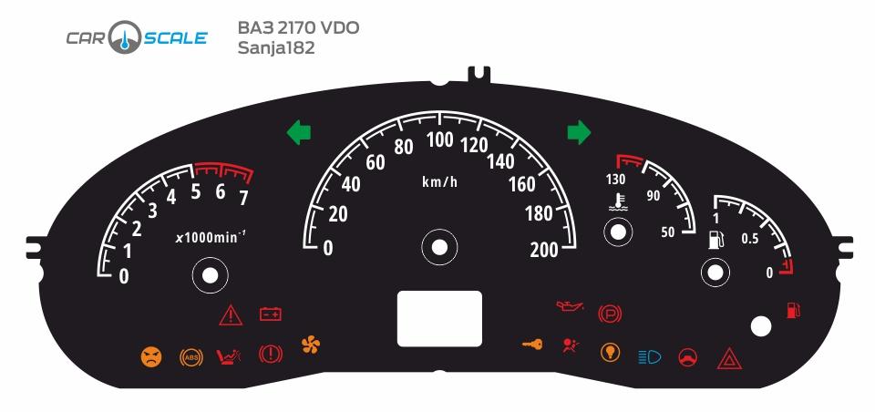 VAZ 2170 VDO 04