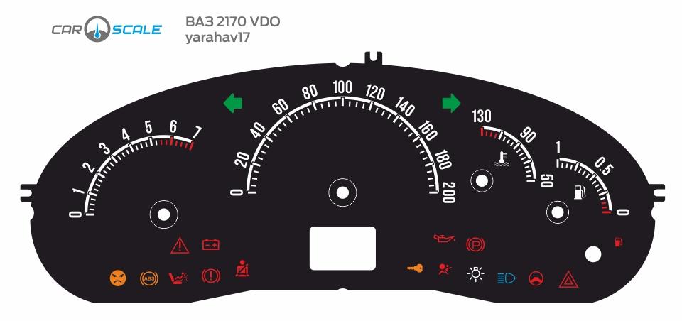 VAZ 2170 VDO 05