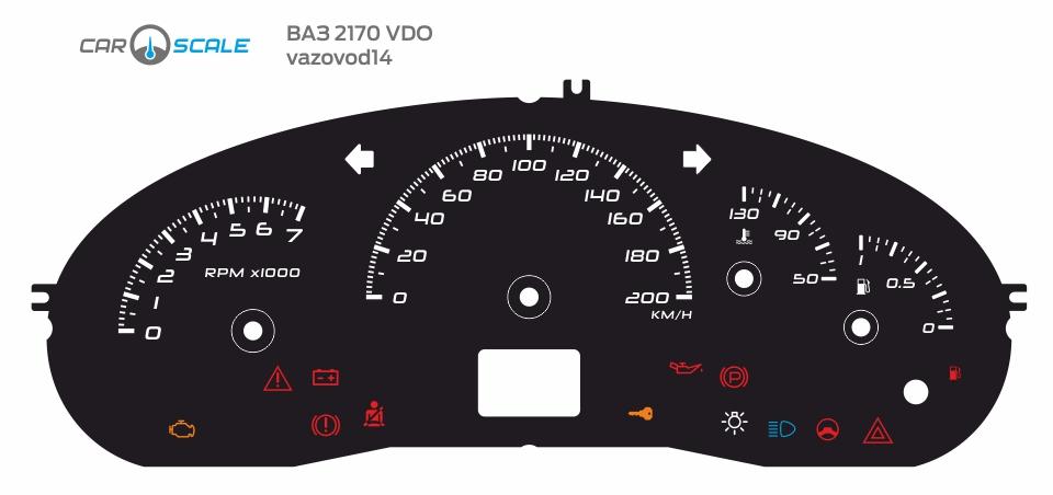 VAZ 2170 VDO 06