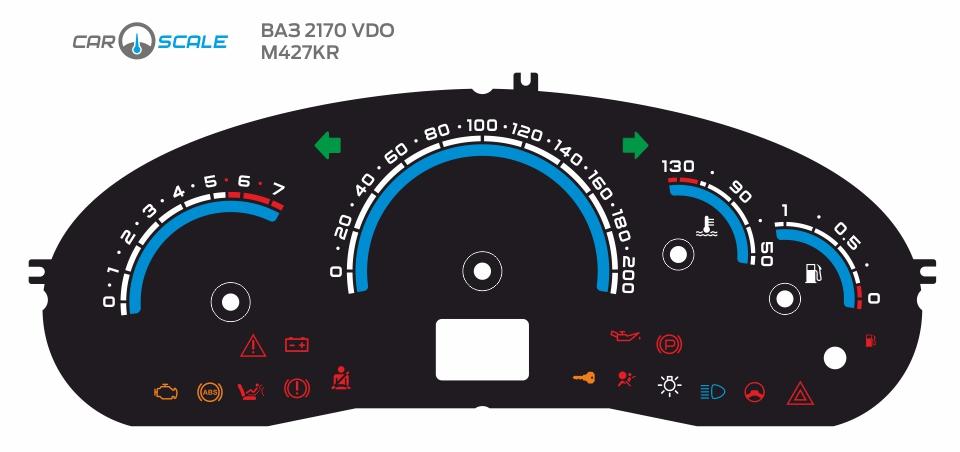 VAZ 2170 VDO 09