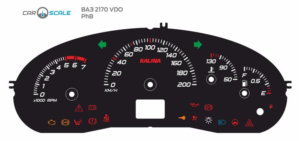 VAZ 2170 VDO 10