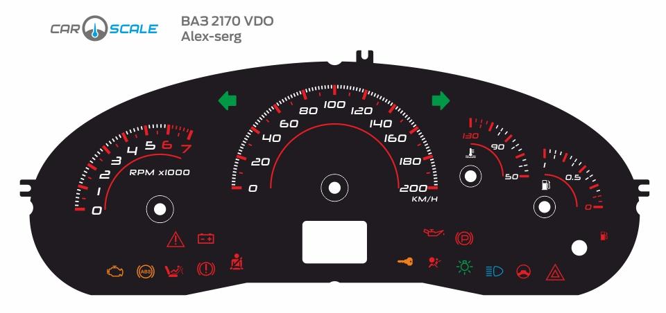 VAZ 2170 VDO 12