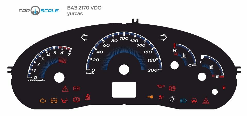 VAZ 2170 VDO 14