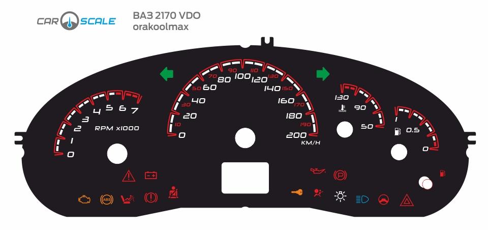 VAZ 2170 VDO 16