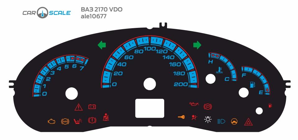 VAZ 2170 VDO 17