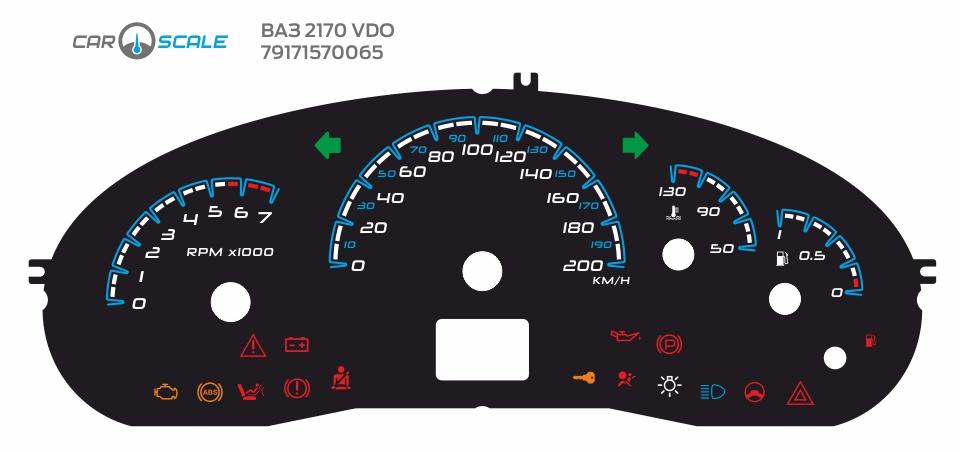 VAZ 2170 VDO 21
