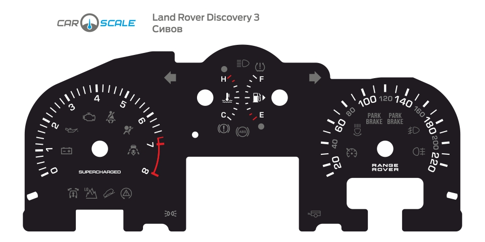 LAND ROVER DISCOVERY 3 05