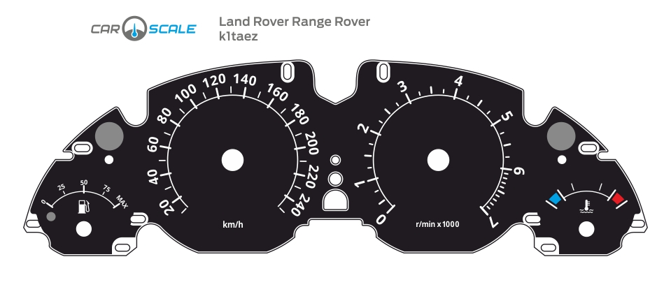 LAND ROVER RANGE ROVER 01