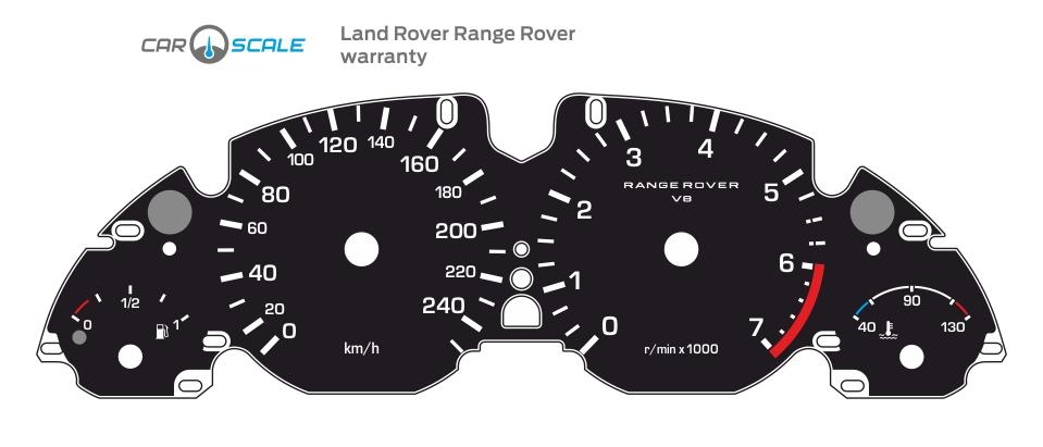 LAND ROVER RANGE ROVER 03
