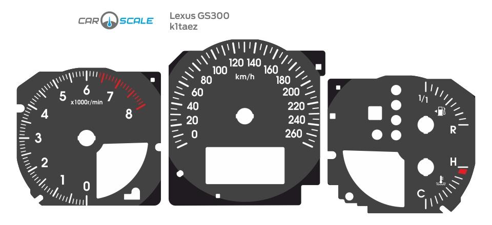 LEXUS GS300 01