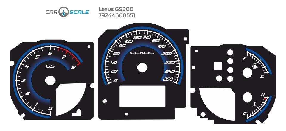 LEXUS GS300 02