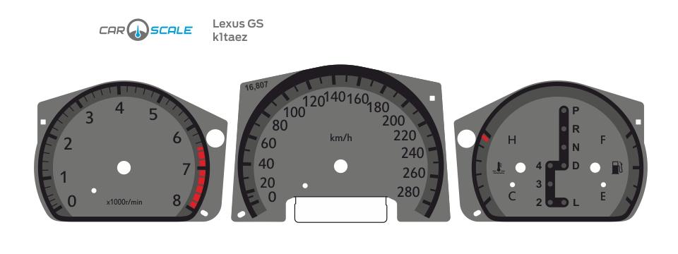 LEXUS GS 01