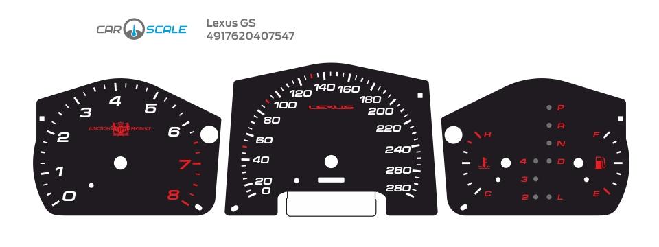 LEXUS GS 02