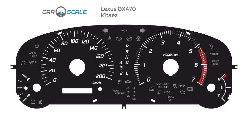 LEXUS GX470 01