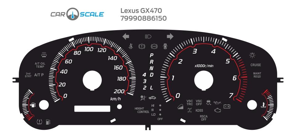 LEXUS GX470 02