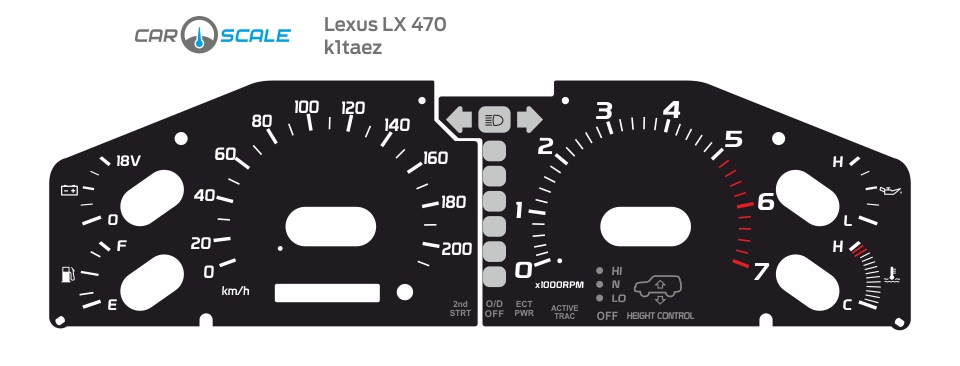 LEXUS LX470 01
