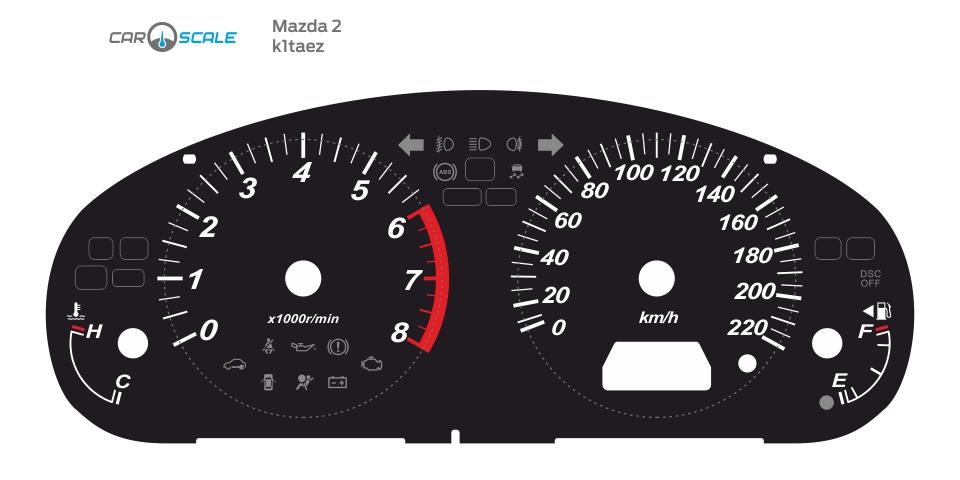 MAZDA 2 01