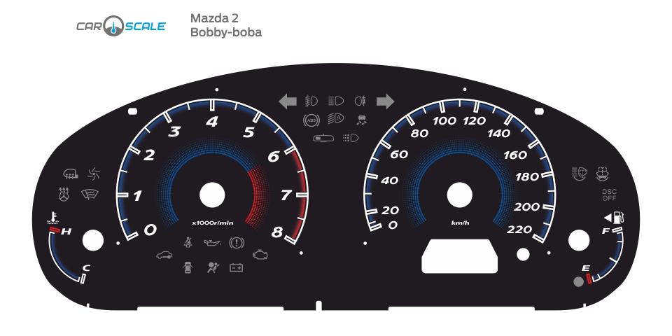 MAZDA 2 02