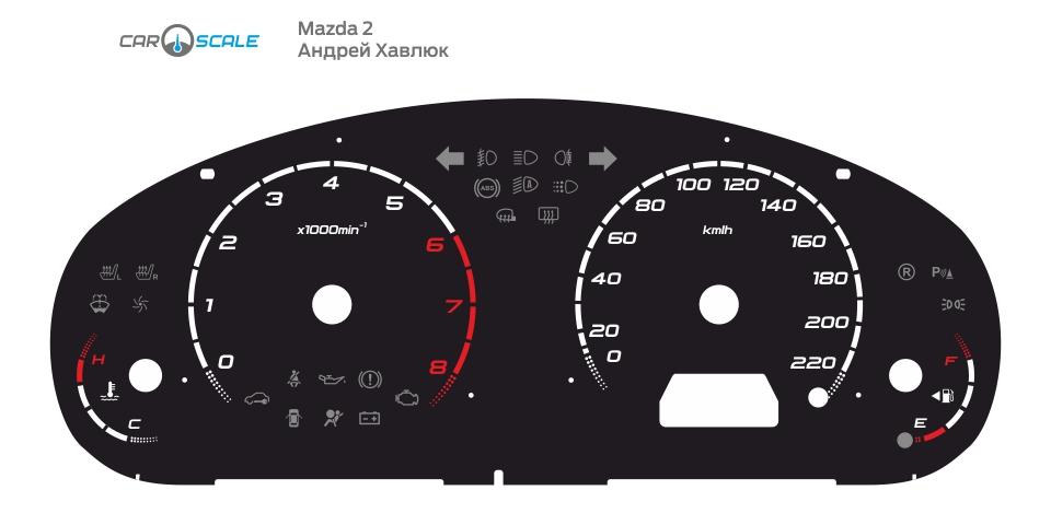 MAZDA 2 03