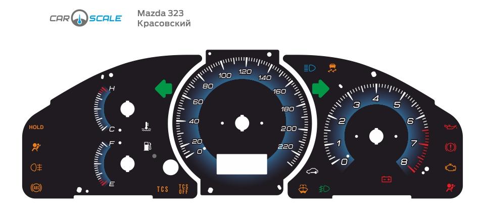 MAZDA 323 02