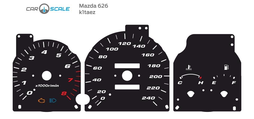 MAZDA 626 02