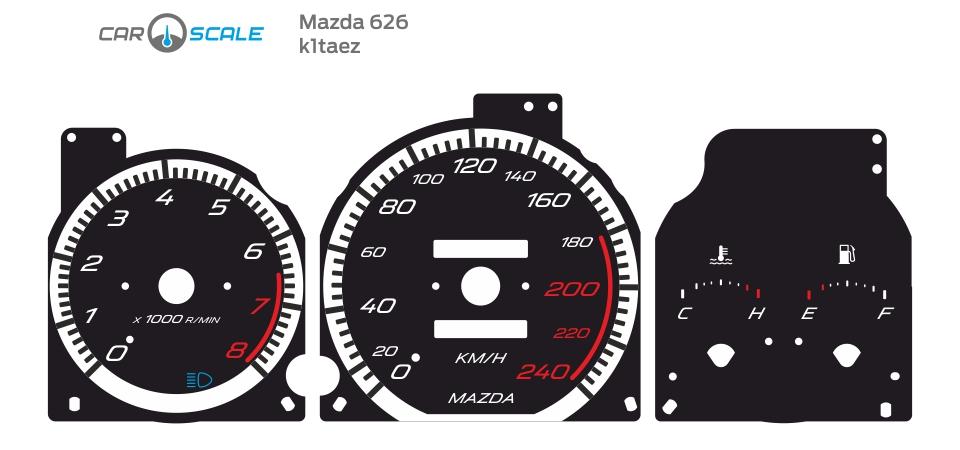 MAZDA 626 03