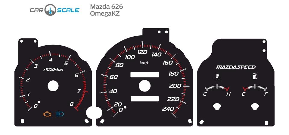 MAZDA 626 05