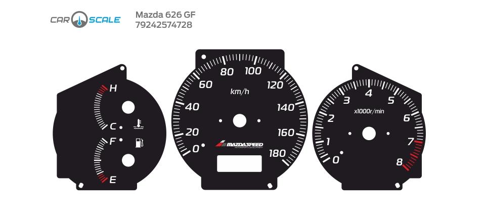 MAZDA 626 GF 03
