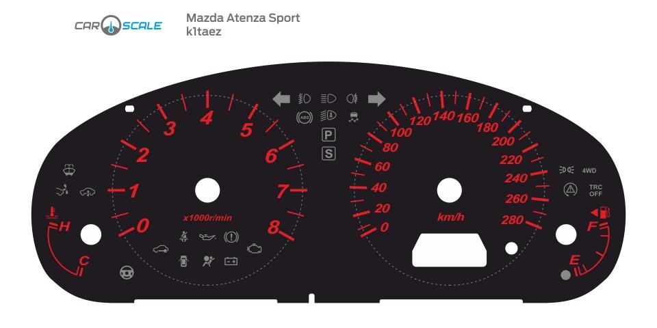 MAZDA ATENZA SPORT 01