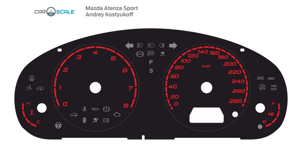 MAZDA ATENZA SPORT 02