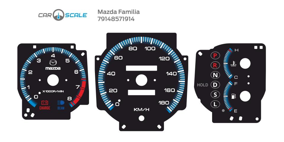 MAZDA FAMILIA 02