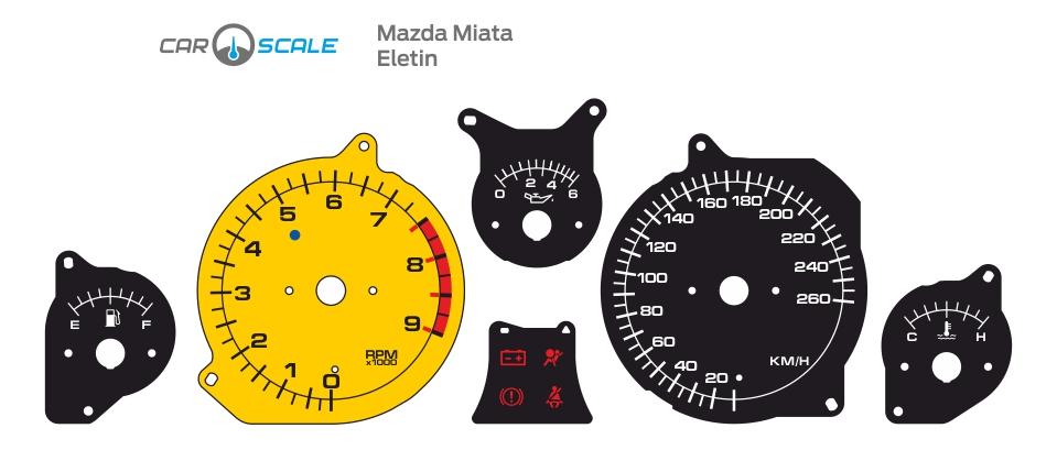MAZDA MIATA 03