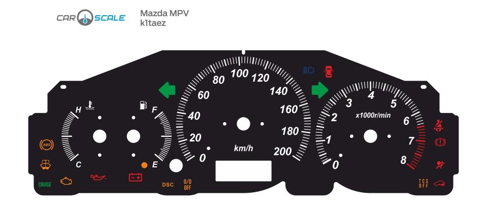 MAZDA MPV 01