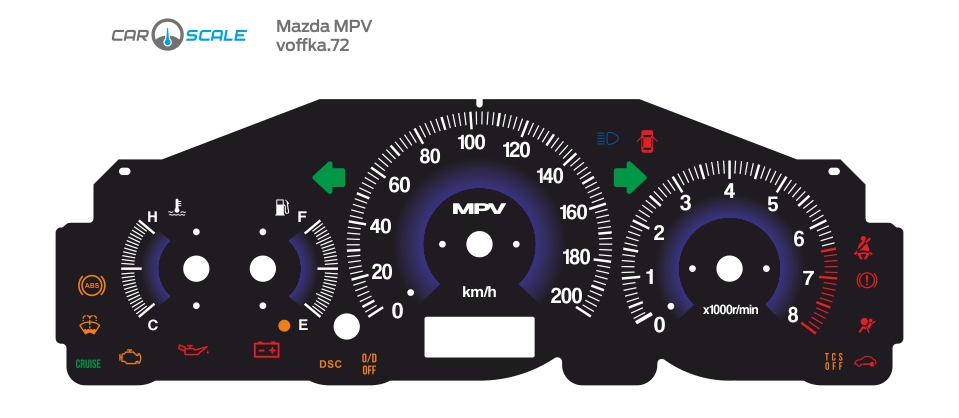 MAZDA MPV 02