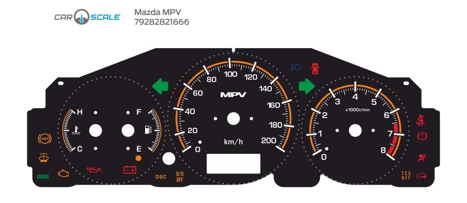 MAZDA MPV 03