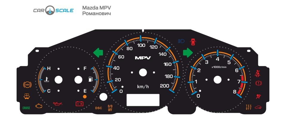 MAZDA MPV 04