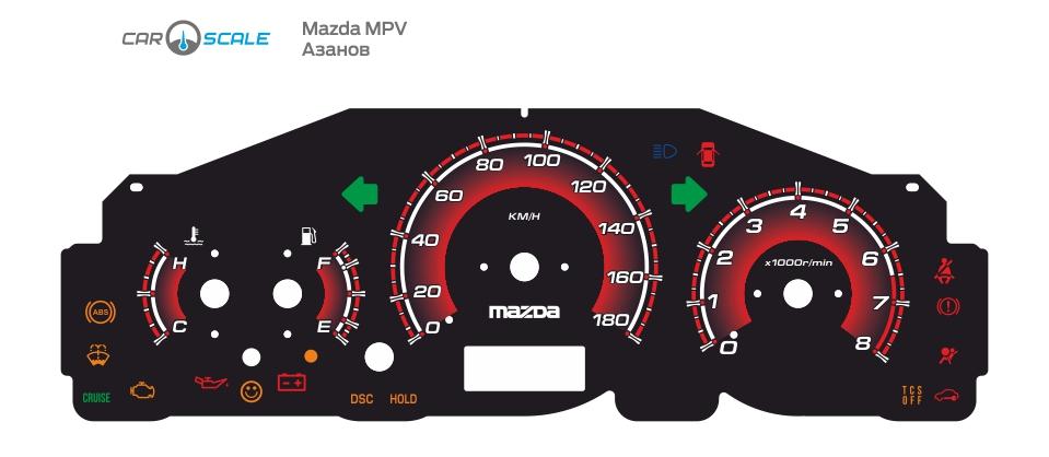 MAZDA MPV 05