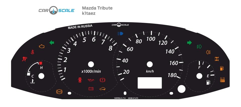 MAZDA TRIBUTE 01