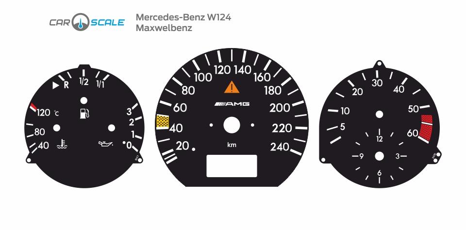 MERCEDES BENZ W124 12