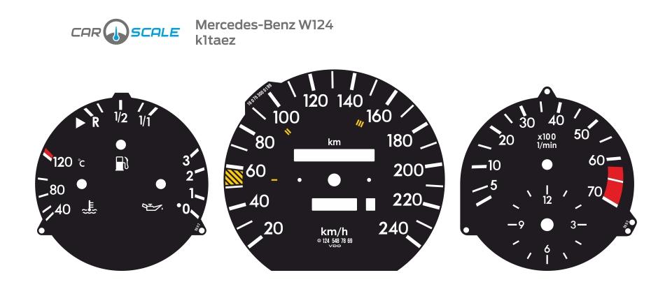 MERCEDES BENZ W124 01