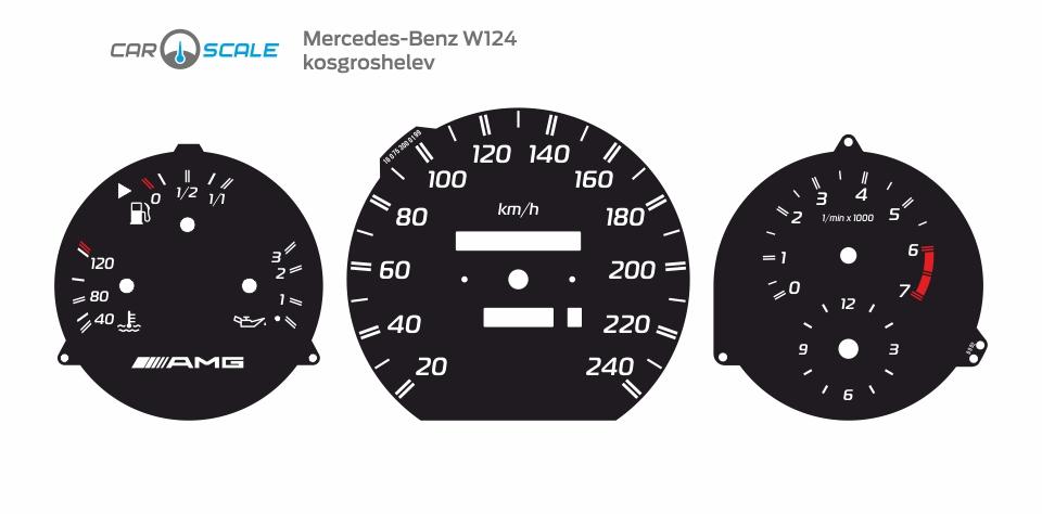 MERCEDES BENZ W124 07