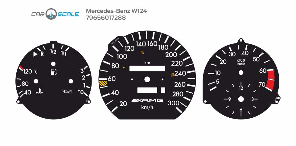 MERCEDES BENZ W124 09