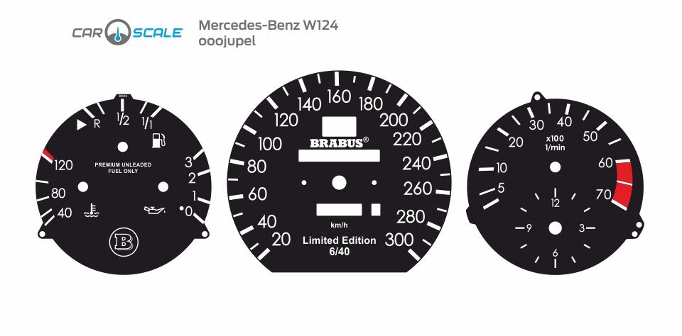 MERCEDES BENZ W124 10